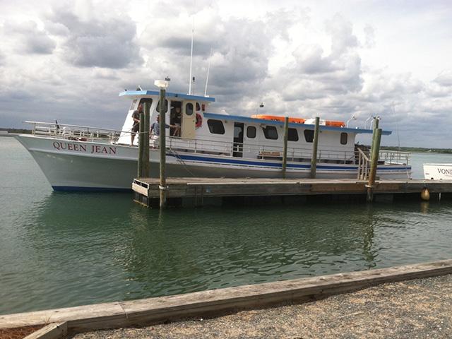 Wbc charter fishing for Topsail island fishing charters