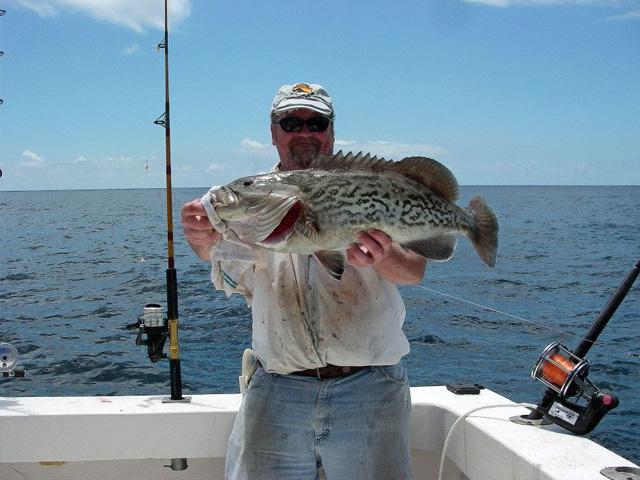 Wbc charter fishing for Topsail island fishing